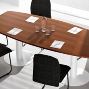 Tavolo riunione ovale trasp escluso fuori messina l 39 arredaufficio l - Tavolo riunioni ovale ikea ...