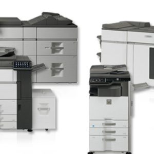 Fotocopiatrici Multifunzioni Digitali B/N e Colori